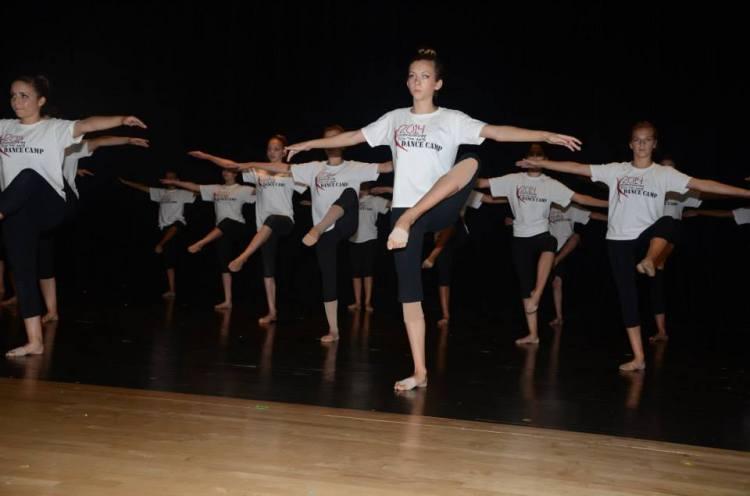 Tarpon Springs Dance Camp Advanced