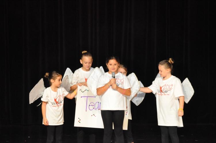 2012 TSHS Dance Camp #3 005