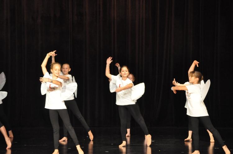 2012 TSHS Dance Camp #3 010