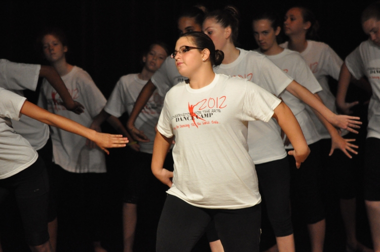 2012 TSHS Dance Camp #3 015