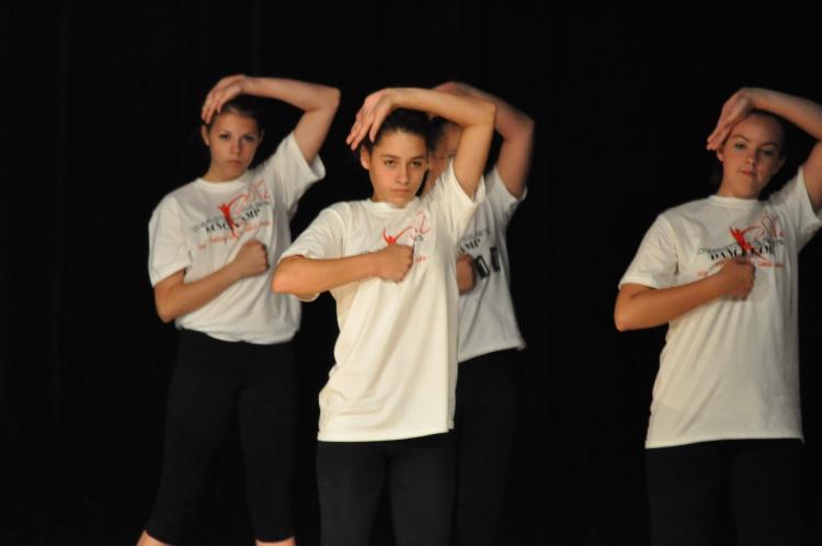 2012 TSHS Dance Camp #3 101