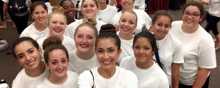 Tarpon Springs High School Dance Camp