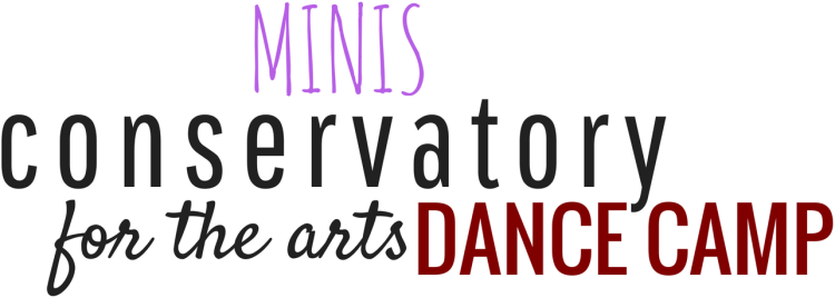 Conservatory for the Arts DANCE CAMP - Minis Elementary - Ages 7 - 10