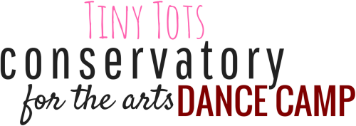 Conservatory for the Arts DANCE CAMP - Tiny Tots Ages 3 - 6